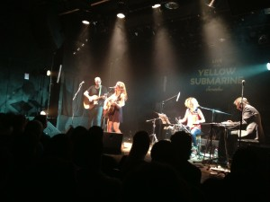 Maya Isacowitz in concert