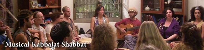 NT Kabbalat Shabbat