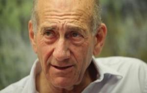 Ehud Olmert (photo - Marc Israel Sellem:The Jerusalem Post)