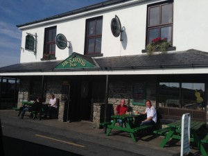 McGann's pub in Doolin