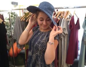 Merav in hat (sm)