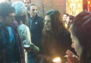 Smoking in Mahane Yehuda (Laura Kelly)